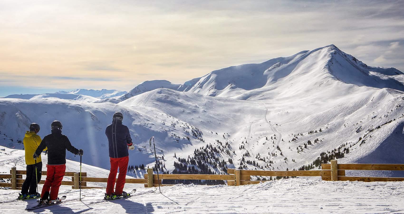 Austrian Ski Resorts